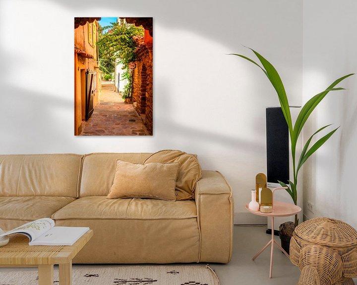 Impression: Bormes Les Mimosas, Provence, Frankrijk sur 7Horses Photography