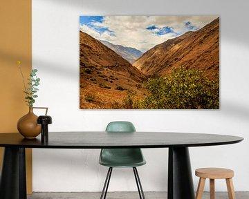Bergen van Ecuador von René Holtslag