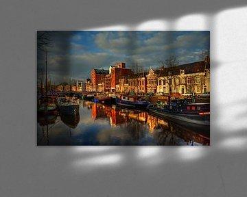 Lopende Diep, Groningen van Stewart Leiwakabessy