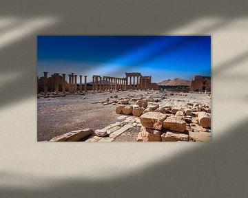 Palmyra in Syrië von René Holtslag