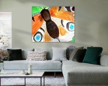 Butterfly von Desiree Barents