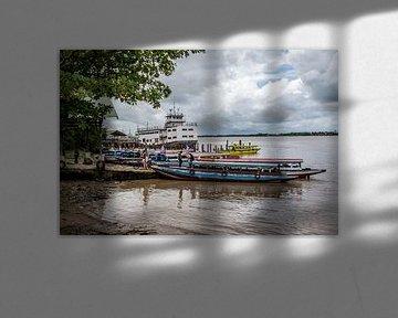 Tour de départ Rivière de Suriname