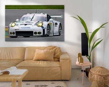 Porsche 911 RSR von Sjoerd van der Wal