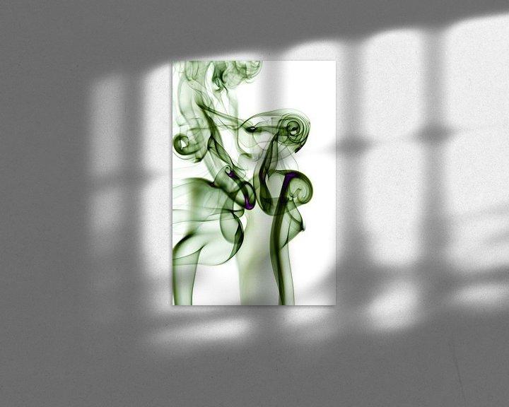 Sfeerimpressie: Dansende Fantasie.  van Robert Wiggers