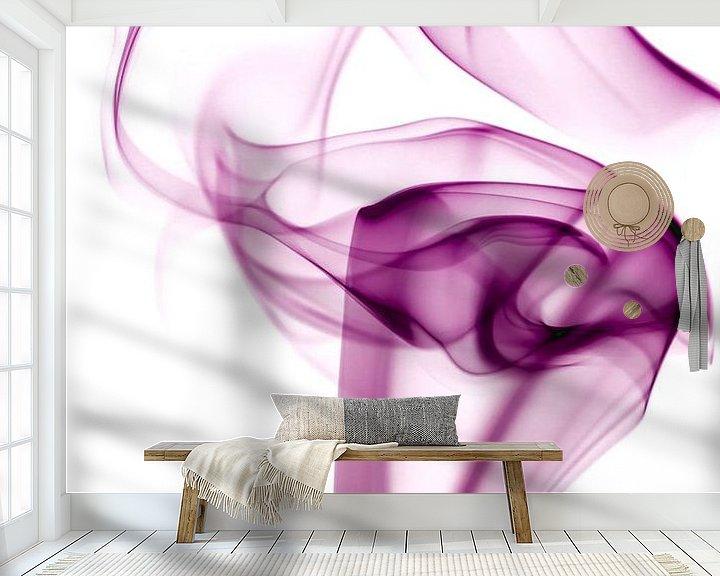 Sfeerimpressie behang: Balletdanseres.  van Robert Wiggers