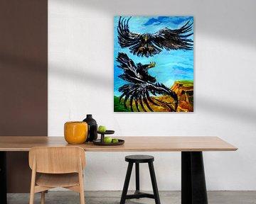 Eagle van Eberhard Schmidt-Dranske