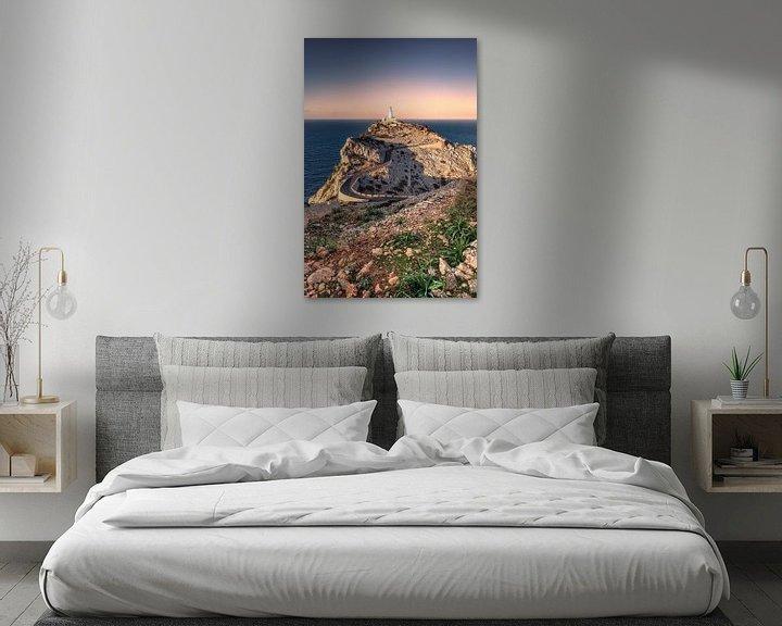 Sfeerimpressie: Lighthouse Cap de Formentor (Mallorca) van Dirk Wiemer