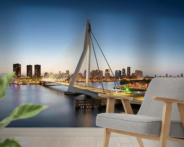 Impression: Rotterdam city sur Sjoerd Mouissie