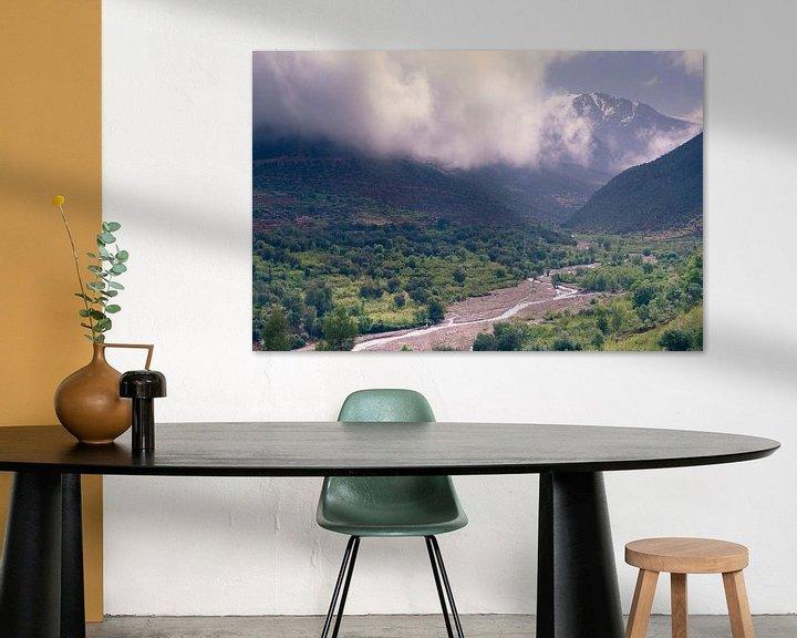 Sfeerimpressie: De groene vallei van Sander van Leeuwen