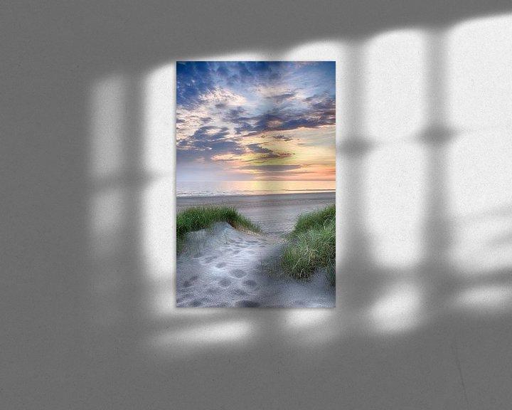 Sfeerimpressie: Naar het strand van Fotografie Egmond