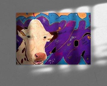 Urban Cow von Aat Kuijpers