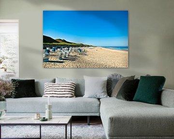 Sylt: beach indrukken (6) van Norbert Sülzner