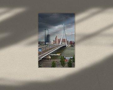 This is Rotterdam | Erasmusbrug | Maastoren