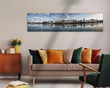 skyline2 van Wim de Vos