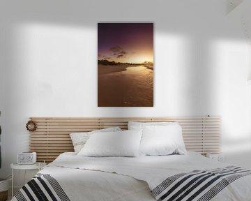 Klein Bonaire strand van Andy Troy