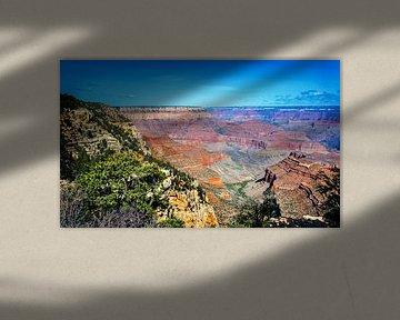 Le Grand Canyon de la rive sud sur Rietje Bulthuis