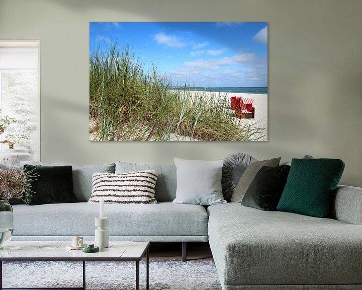 Beispiel: Die zwei Roten von Ostsee Bilder
