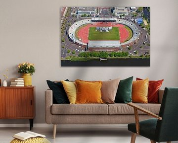 Luft Olympic Stadium Amsterdam