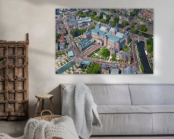 Luft Rijksmuseum in Amsterdam