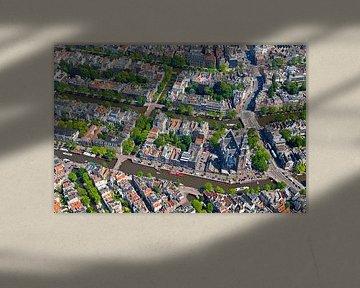 Luft Anne-Frank-Haus in Amsterdam
