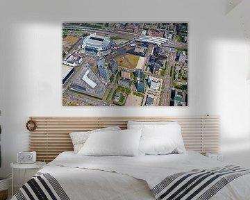 Luft Arena Bereich zeigt gehören die Amsterdam Arena