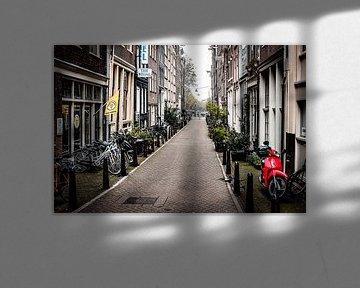 Binnen Wieringerstraat, Amsterdam van H Verdurmen