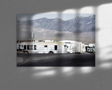 Empty Cars van Vivian Fotografie