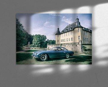 Lamborghini 350 GT van Sjoerd van der Wal