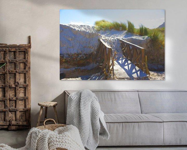 Sfeerimpressie: Dune Bridge van Christiane Behrmann
