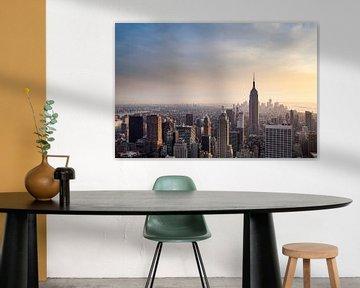 New York Panorama VIII von Jesse Kraal