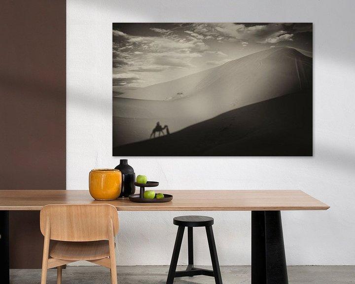 Sfeerimpressie: Sahara  van Paul Piebinga