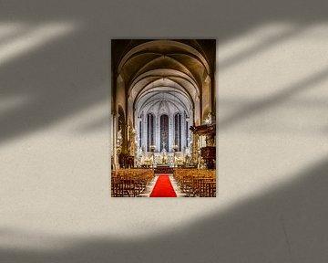 Begijnhofkerk Turnhout, interieur. van Photo Dante