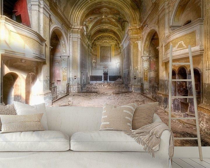 Beispiel fototapete: Heiligkeit von Roman Robroek
