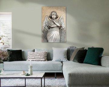 Staring angel von Willem Havenaar