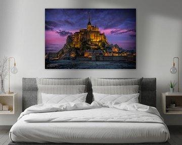 Le Mont Saint-Michel van Ardi Mulder