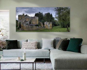 Chateau Beaufort Luxemburg von Rens Marskamp