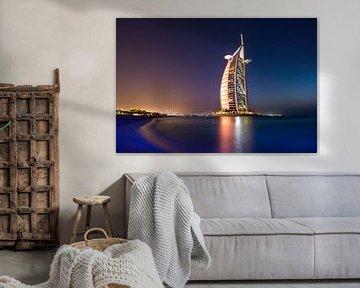 Burj al arab hotel von Vincent Xeridat