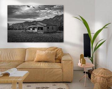 Verlassenes Haus in Neuseeland. von Studio W&W
