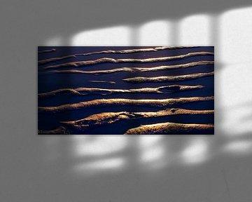 Goldenes Watt von Jörg Hausmann
