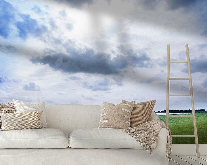 Sfeerimpressie behang: Dutch Landscape van King Photography