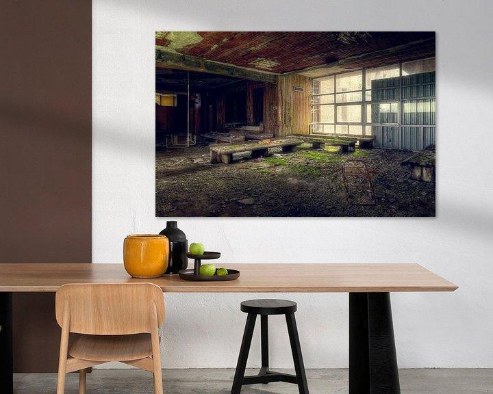 Beispiel: Waiting Room von Roman Robroek