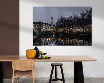 Utrecht Domtoren 20 (67161) van John Ouwens