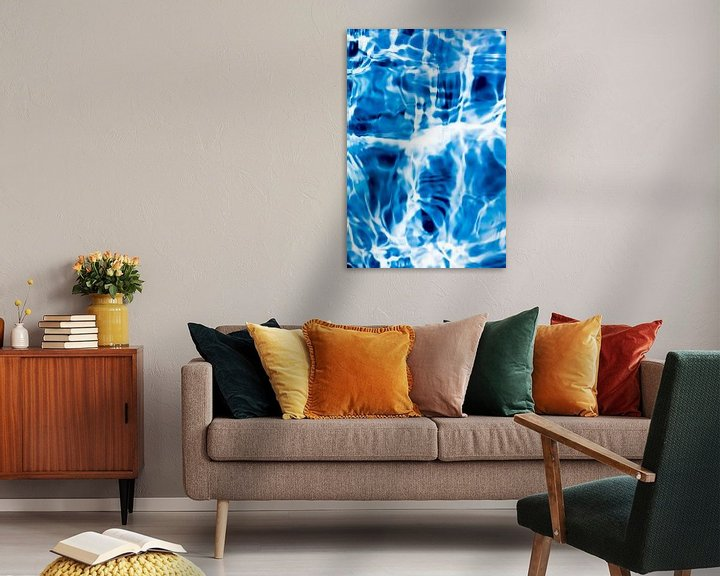 Beispiel: Stromend Water. von Robert Wiggers