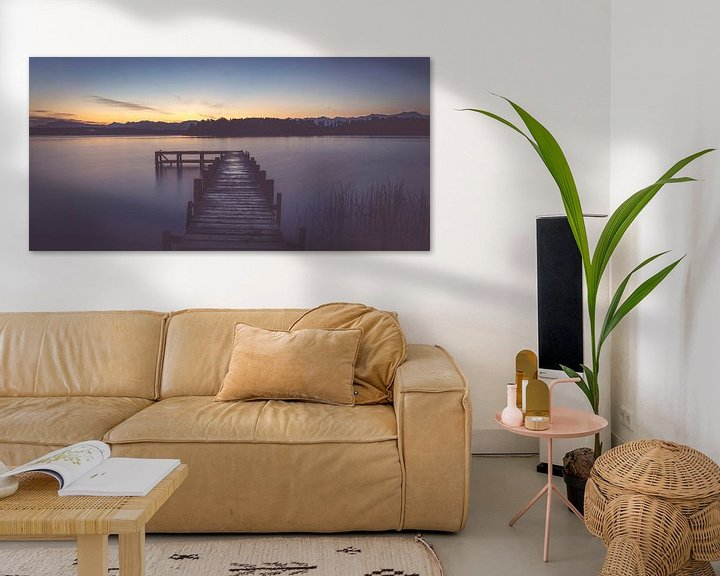 Sfeerimpressie: Lake Mahinapua van Studio W&W