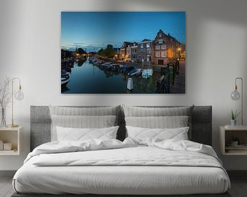 Wijnhaven - Dordrecht van Jan Koppelaar