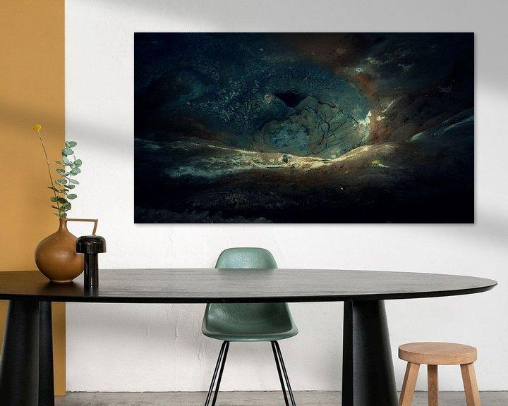 Sfeerimpressie: Down the crater van Arc One