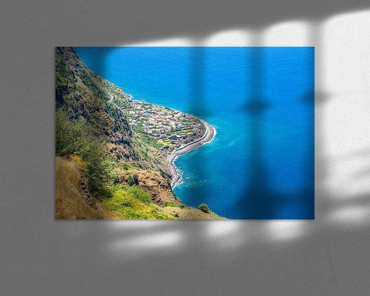 Sfeerimpressie: Jardim do Mar, Madeira van Michel van Kooten