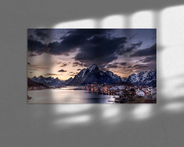 Sfeerimpressie: Norway Village van Tom Opdebeeck