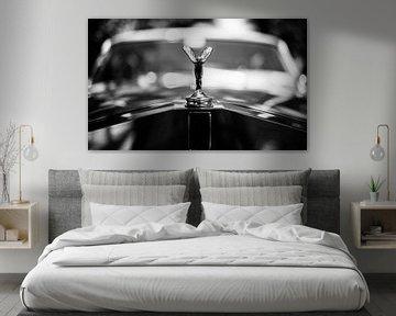 Rolls Royce 'Spirit of Ecstasy' van Dennis Wierenga