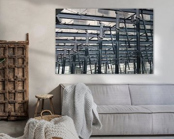 Structural Glazing von Ed Mol